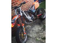 Ktm Exc 125 Road Legal Supermoto With 200 Engine