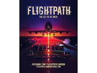 FLIGHTPATH NEEDS A NEW DRUMMER