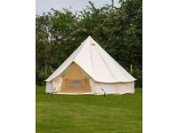 4m Glade Bell Tent