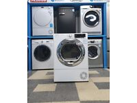 wd5623 white hoover 9kg condenser dryer with warranty can be delivered or collected