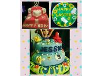 Celebration cakes for all occasions
