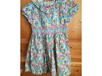 Girls next dress age 5-6y