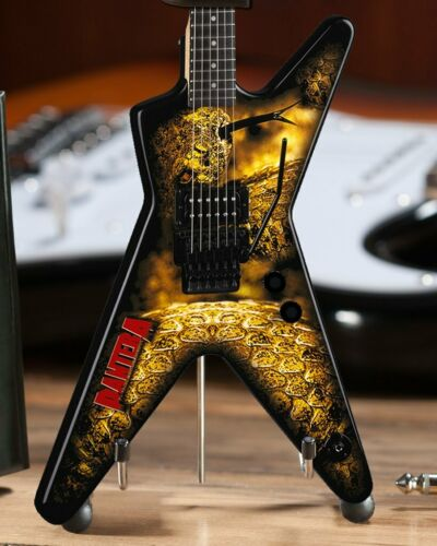 Axe Heaven Dimebag Darrell Pantera Southern Trendkill ML Mini Collectible Guitar