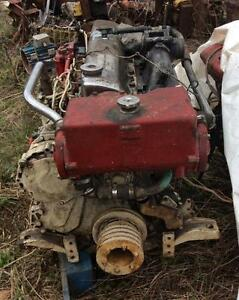Marine engine and Transmission for sale