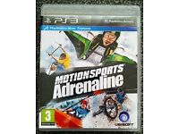 PS3 MotionSports Adrenaline