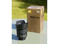Nikon 18-70mm f3.5-4.5 AF-S DX
