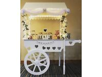 Sweet/candy cart hire £1 per person!