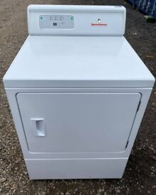 Speedy Queen Commercial Washing Machine and Commercial Dryer For Sale/ Can Deliver