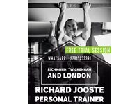 Awesome personal trainer in Richmond - FREE TRIAL SESSION
