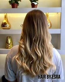Affordable Hairdresser/ Hairextensions