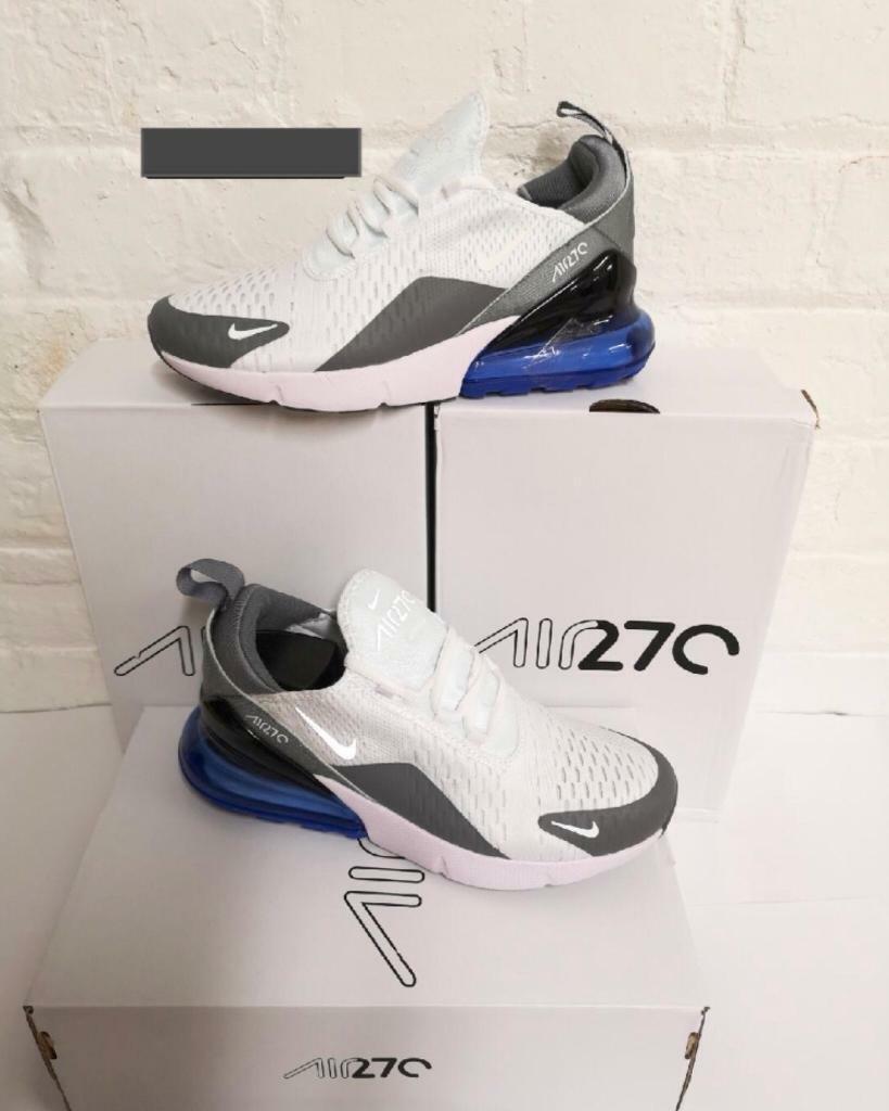 White & Blue Air270 Brand New SIZES 5 & 6 | in Croydon, London | Gumtree