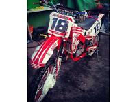 CR125 . Swap for kxf crf
