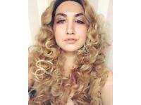 Lace wig- Madonna