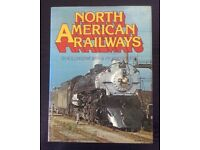 RAILWAY BOOK. NORTH AMERICAN RAILWAYS FOR SALE