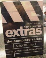 Extras the complete 2 seasons and finale