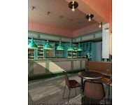 Bar Staff / Baristas Required - The General Store, The Garage - Islington, London