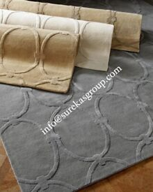 Wool and silk rugs carpets