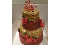 Sweet infusionss cakes and desserts