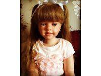 Reborn Child Doll - Nicole by Natali Blick