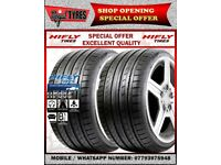 215/45R17 HIFLY HF805 91W XL Including Fitting And Balancing 2 Tyres