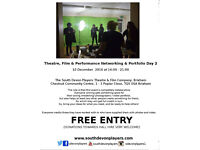 Theatre, Film & performance Networking & Portfolio creation 2