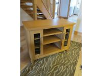 Solid Wood Side Unit Storage Dresser