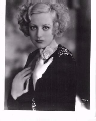 Joan Crawford  Vintage Movie Still