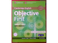 Objective First Student's Book with Answers with CD