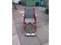 (Disabilities) Wheelchair