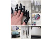 44 Nail Varnishes & accessories
