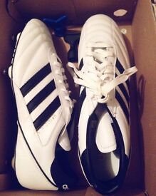 Brand new adidas kaiser 5 cup football shoes