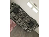 3 seater sofa and snuggle chair - sofology