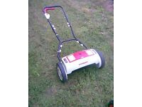 Lawnmower mower Eckman 24V battery cylinder mower