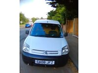 2008 CITREON BERLINGO VERY GOOD CONDITION SIDE LOADING DOOR LONG MOT DRIVES PERFECT READY FOR WORK