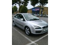 2007 FORD FOCUS ZETEC VERY GOOD CONDITION ONE YEAR MOT D IVES PERFECT NO FAULTS RELIABLE 2 KEYS