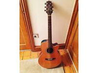 TAKIMINE G SERIES EG260C Electro-Acoustic Guitar