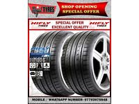 195/55R16 HIFLY HF805 91VXL Including Fitting And Balancing 2 Tyres