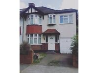 Double room to rent. ALL BILLS INCLUDED. With garden and very close to Surbition and Kingston.
