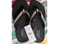 Ralph Lauren Flip Flop Slippers