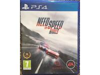 PS4 : Need For Speed Rivals