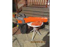 Flymo GV650 Garden Vac / Leaf Blower