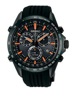 BRAND NEW Seiko Astron GPS SSE017 Chronograph (  3  )  YEAR WARRANTY SEIKO AUTHORIZED DEALER