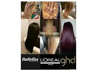 BOMBSHELL HAIR EXTENSIONS GLASGOW - PRICES FROM £125 - Micro/ Nano Rings, LA Weave, Micro Weave