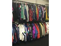 Vintage Clothing Clearance Wholesale Joblot Bulk