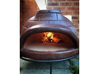 La Hacienda Pizza Oven