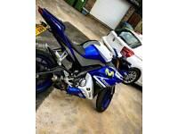 Yamaha YZF R125 2017