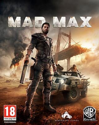 [Versione Digitale Steam] PC Mad Max *Invio Key via email