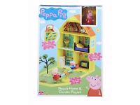 Peppa's Home & Garden Playset: Brand new and unopened