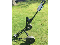 Foldable Golf Trolley perfect working order and in very good condition