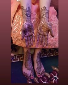 Henna,Henna,Henna Mehndi Artist ...Experienced .... Affordable price
